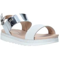 Čevlji  Deklice Sandali & Odprti čevlji Miss Sixty S20-SMS797 Srebro