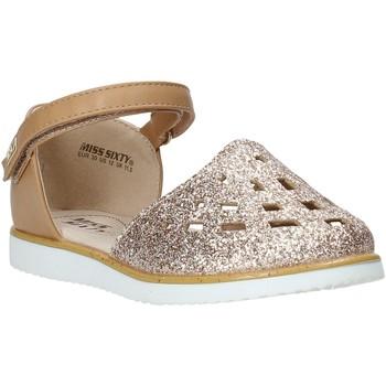 Čevlji  Deklice Sandali & Odprti čevlji Miss Sixty S20-SMS763 Rjav