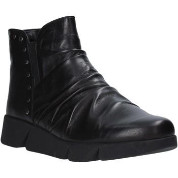 Čevlji  Ženske Gležnjarji The Flexx E1549_16 Črna