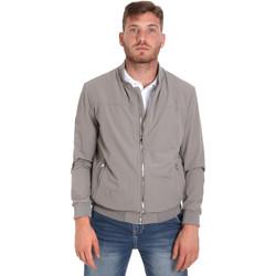 Oblačila Moški Jakne Les Copains 9UB081 Siva