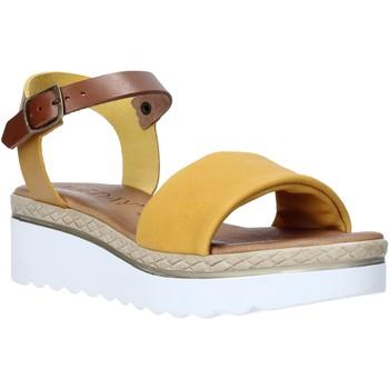 Čevlji  Ženske Sandali & Odprti čevlji Jeiday 1278-9696 Rumena