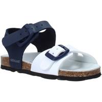 Čevlji  Otroci Sandali & Odprti čevlji Grunland SB0027 Modra