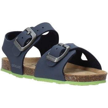Čevlji  Otroci Sandali & Odprti čevlji Grunland SB0413 Modra