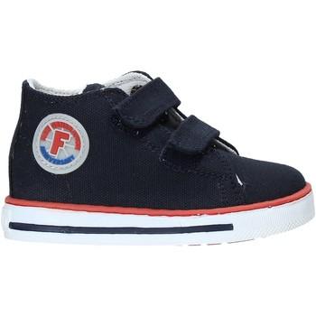 Čevlji  Otroci Visoke superge Falcotto 2014604 04 Modra