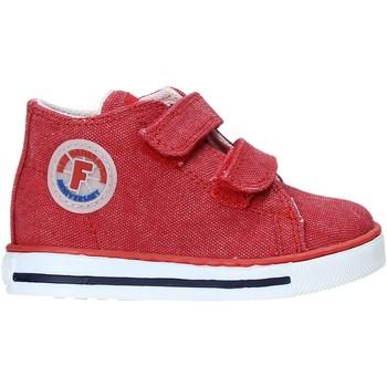 Čevlji  Otroci Visoke superge Falcotto 2014604 04 Rdeča