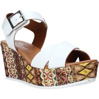 Čevlji  Ženske Sandali & Odprti čevlji Grace Shoes 13 Biely