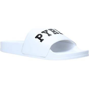 Čevlji  Moški Natikači Pyrex PY020167 Biely