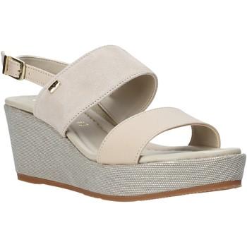 Čevlji  Ženske Sandali & Odprti čevlji Valleverde 32212 Bež