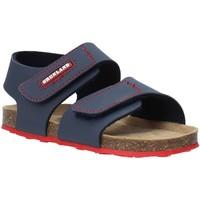 Čevlji  Otroci Sandali & Odprti čevlji Grunland SB0802 Modra