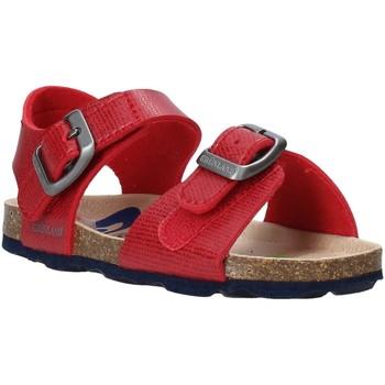 Čevlji  Otroci Sandali & Odprti čevlji Grunland SB1534 Rdeča