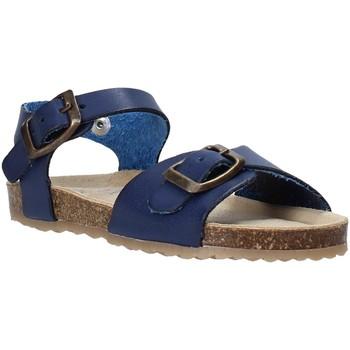 Čevlji  Otroci Sandali & Odprti čevlji Grunland SB1551 Modra
