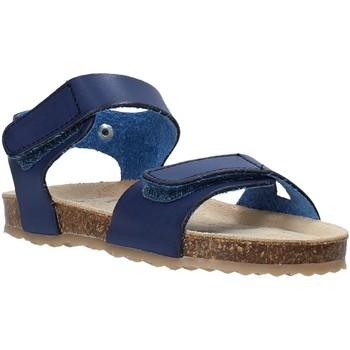 Čevlji  Otroci Sandali & Odprti čevlji Grunland SB1550 Modra
