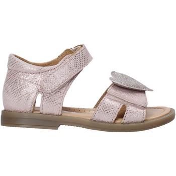 Čevlji  Deklice Sandali & Odprti čevlji Grunland PS0064 Roza