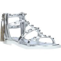 Čevlji  Deklice Sandali & Odprti čevlji Joli JT0080S Srebro
