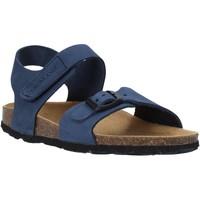 Čevlji  Otroci Sandali & Odprti čevlji Grunland SB0236 Modra
