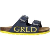 Čevlji  Otroci Natikači Grunland CB2420 Modra