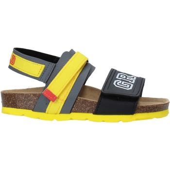 Čevlji  Otroci Sandali & Odprti čevlji Grunland SB1517 Siva