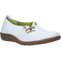 Čevlji  Ženske Balerinke Grunland SC2694 Biely