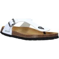 Čevlji  Moški Japonke Grunland CB3014 Biely