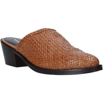 Čevlji  Ženske Espadrile Marco Ferretti 161401MF Rjav