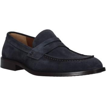 Čevlji  Moški Mokasini Carmine D'urso 161432CD Modra