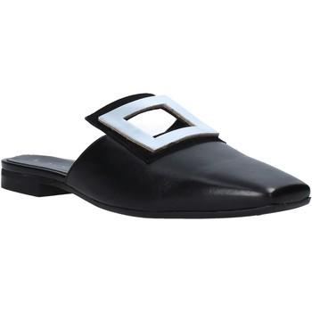 Čevlji  Ženske Cokli Mally 6886 Črna