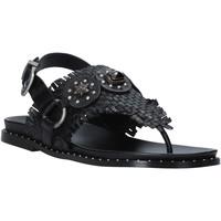 Čevlji  Ženske Sandali & Odprti čevlji Mally 6562 Črna