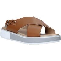 Čevlji  Ženske Sandali & Odprti čevlji Mally 6803 Rjav