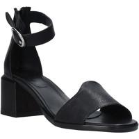 Čevlji  Ženske Sandali & Odprti čevlji Mally 6866G Črna