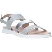 Čevlji  Deklice Sandali & Odprti čevlji Miss Sixty S20-SMS766 Srebro