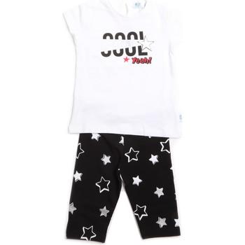 Oblačila Deklice Otroški kompleti Melby 90L9001 Črna