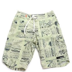 Oblačila Moški Kopalke / Kopalne hlače Rrd - Roberto Ricci Designs 18328 Zelena