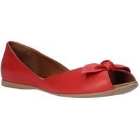 Čevlji  Ženske Balerinke Bueno Shoes N0712 Rdeča