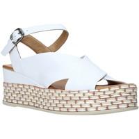 Čevlji  Ženske Sandali & Odprti čevlji Bueno Shoes Q5901 Biely