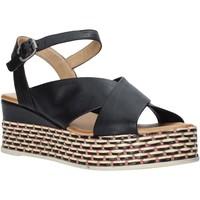 Čevlji  Ženske Sandali & Odprti čevlji Bueno Shoes Q5901 Črna