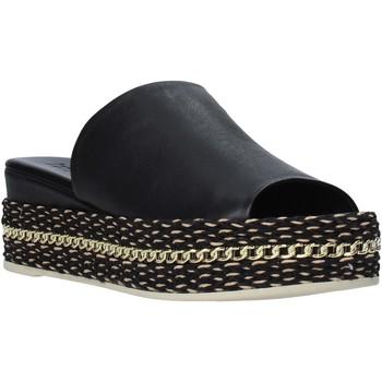 Čevlji  Ženske Natikači Bueno Shoes Q5905 Črna