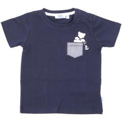 Oblačila Otroci Majice s kratkimi rokavi Melby 20E5070 Modra