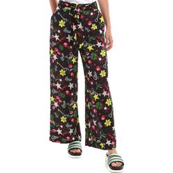 Oblačila Ženske Lahkotne hlače & Harem hlače Liu Jo WA0058 T9147 Črna