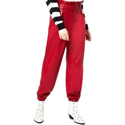 Oblačila Ženske Hlače Chino / Carrot Liu Jo WA0276 E0392 Rdeča