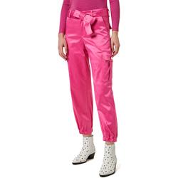 Oblačila Ženske Hlače cargo Liu Jo WA0351 T4153 Roza
