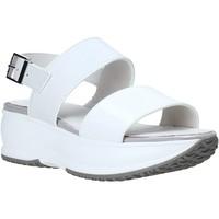 Čevlji  Ženske Sandali & Odprti čevlji Lumberjack SW84406 001 Y22 Biely