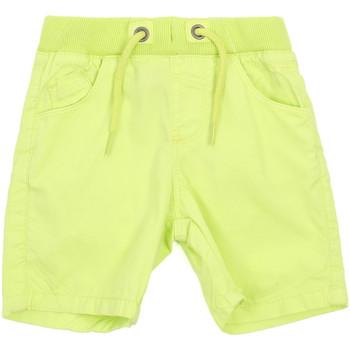 Oblačila Otroci Kratke hlače & Bermuda Losan 015-9657AL Zelena