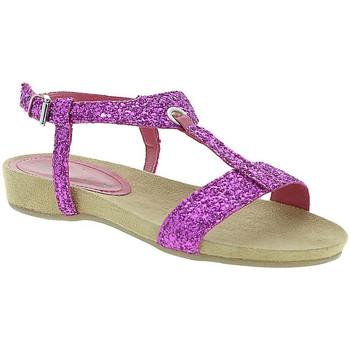 Čevlji  Ženske Sandali & Odprti čevlji Mally 4681 Roza