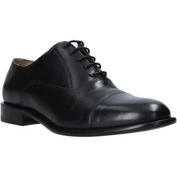 Čevlji  Moški Čevlji Derby Rogers 1002_5 Črna