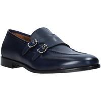 Čevlji  Moški Mokasini Rogers 1016_5 Modra