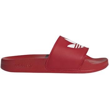 Čevlji  Otroci Natikači adidas Originals FU9179 Rdeča