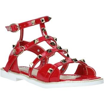 Čevlji  Deklice Sandali & Odprti čevlji Joli JT0079S Rdeča