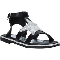 Čevlji  Deklice Sandali & Odprti čevlji Joli JT0082S Črna