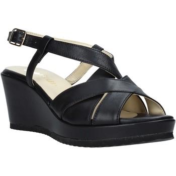 Čevlji  Ženske Sandali & Odprti čevlji Esther Collezioni ZB 018 Črna