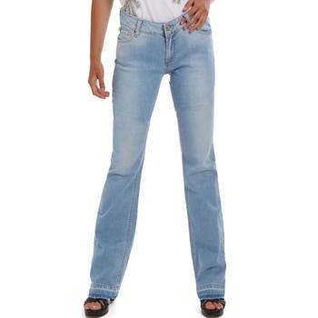 Oblačila Ženske Jeans Fornarina BER1I98D834MM Modra